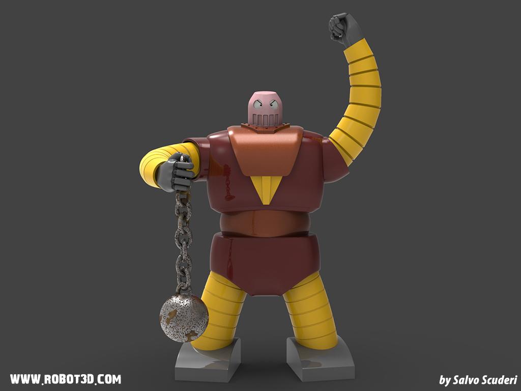 Boss Robot