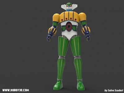 Jeeg Robot D'Acciaio