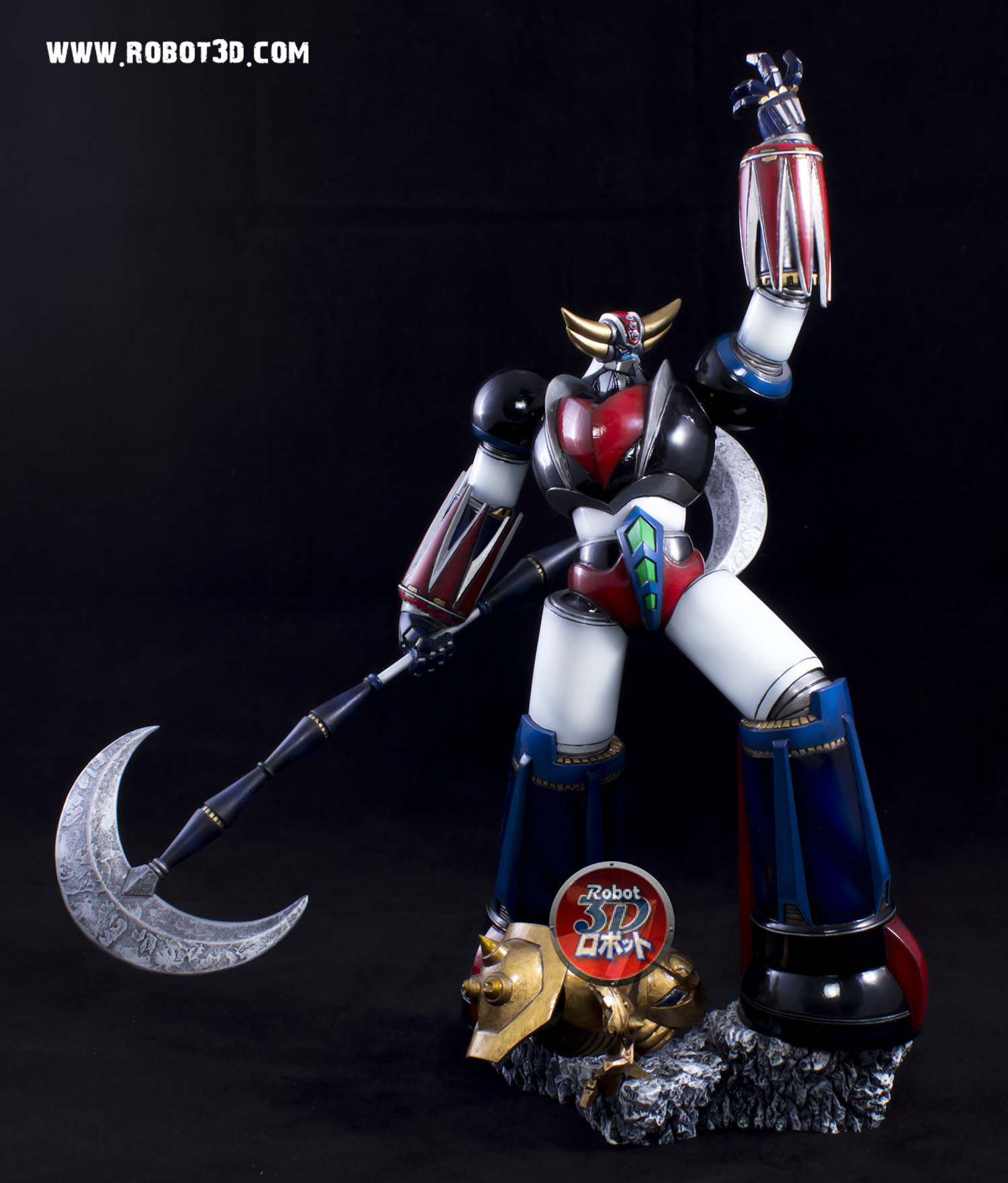 Grendizer Fuchi Version